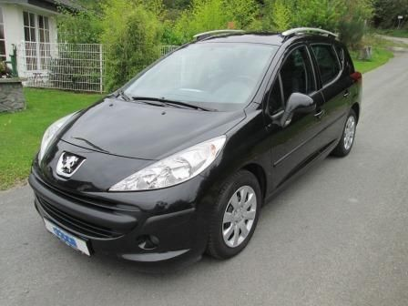 verkauft peugeot 207 sw tendance klima gebraucht 2008 km in schmallenberg. Black Bedroom Furniture Sets. Home Design Ideas