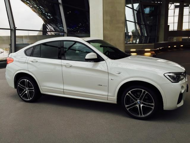 verkauft bmw x4 xdrive20d aut gebraucht 2014 295 km in. Black Bedroom Furniture Sets. Home Design Ideas