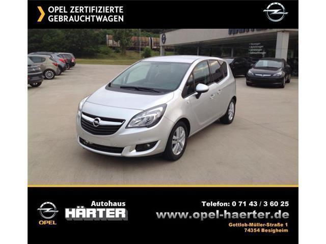 verkauft opel meriva automatik edition gebraucht 2015 km in besigheim. Black Bedroom Furniture Sets. Home Design Ideas