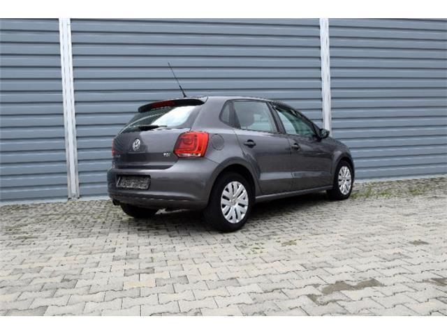 gebraucht 1 6 tdi highline rns310 navi alcantara pdc vw polo 2010 km in aalen. Black Bedroom Furniture Sets. Home Design Ideas