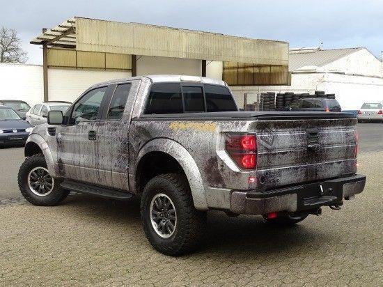 verkauft ford v8 raptor pickup svt 6 2 gebraucht 2010 km in krefeld. Black Bedroom Furniture Sets. Home Design Ideas