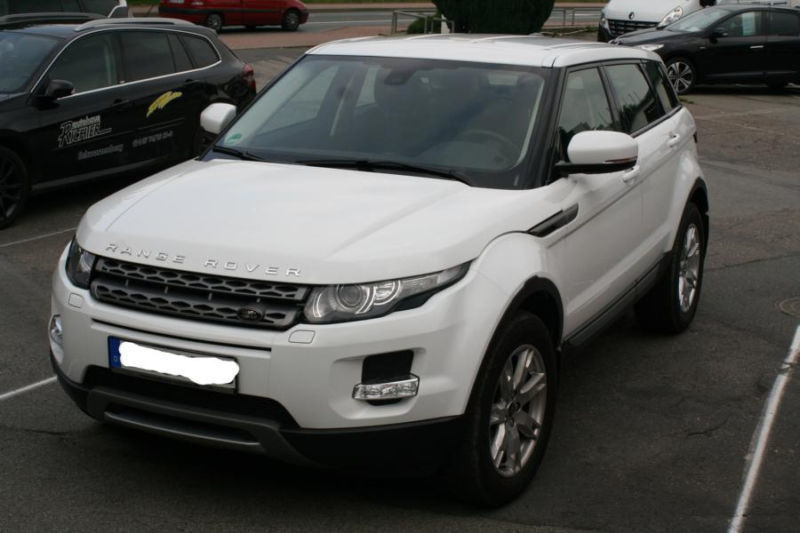verkauft land rover range rover evoque gebraucht 2012 km in sittensen. Black Bedroom Furniture Sets. Home Design Ideas
