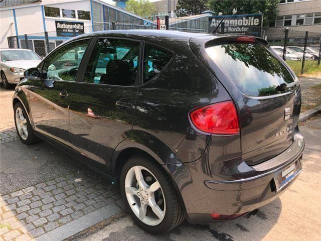 verkauft seat altea 2.0tdi sport editi., gebraucht 2006, 175.000 km
