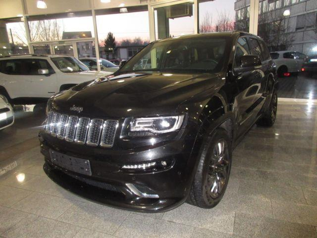 verkauft jeep grand cherokee 6 4 srt 8 gebraucht 2014 km in neckarsteinach. Black Bedroom Furniture Sets. Home Design Ideas
