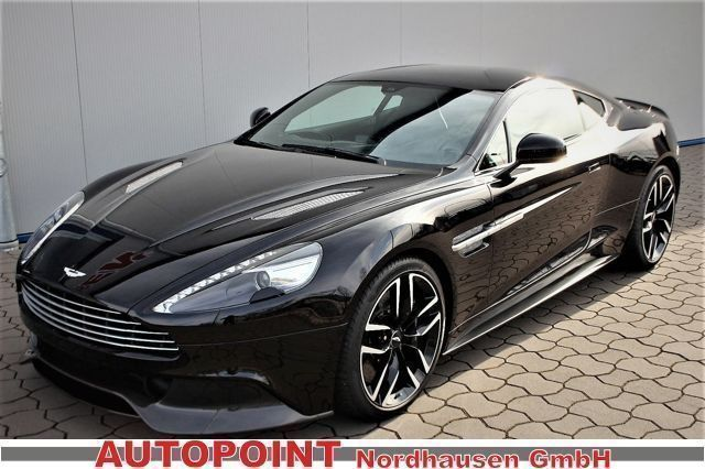 verkauft aston martin vanquish coupe gebraucht 2016 7. Black Bedroom Furniture Sets. Home Design Ideas