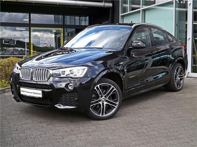 verkauft bmw x4 35d xdrive m sportpake gebraucht 2014 km in erfurt. Black Bedroom Furniture Sets. Home Design Ideas