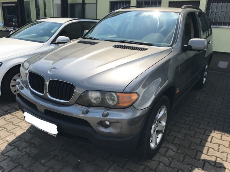 verkauft bmw x5 3 0 d gebraucht 2003 km in kelkheim. Black Bedroom Furniture Sets. Home Design Ideas
