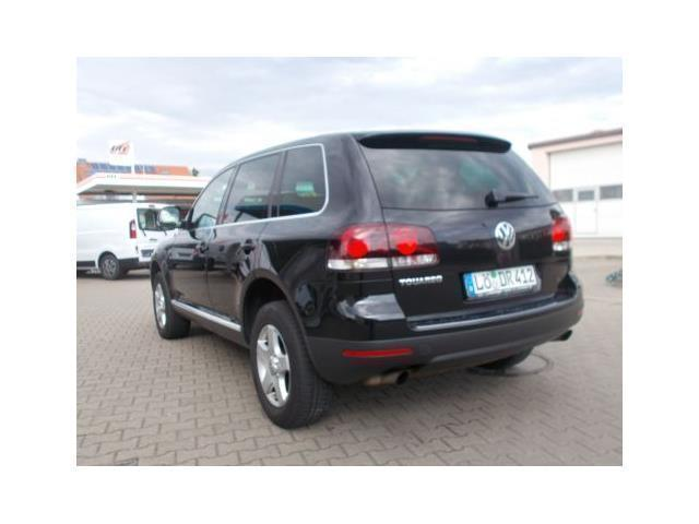 verkauft vw touareg r5 tdi gebraucht 2009 km in bielefeld. Black Bedroom Furniture Sets. Home Design Ideas