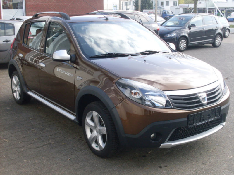verkauft dacia sandero 1 5 dci stepway gebraucht 2012 km in twistringen. Black Bedroom Furniture Sets. Home Design Ideas