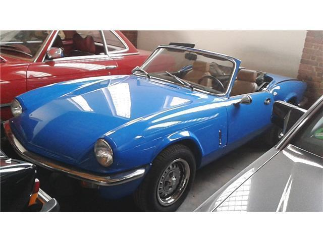 verkauft triumph spitfire 1500tc gebraucht 1982. Black Bedroom Furniture Sets. Home Design Ideas