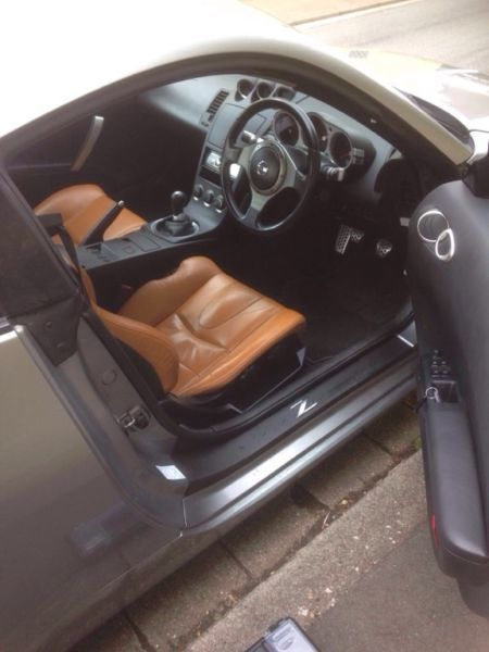 verkauft nissan 350z gebraucht 2004 km in blieskastel. Black Bedroom Furniture Sets. Home Design Ideas