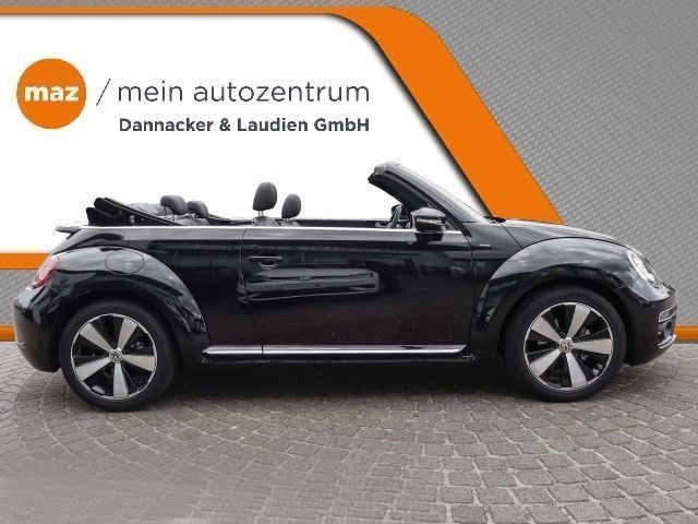 verkauft vw beetle cabrio design gebraucht 2017 km. Black Bedroom Furniture Sets. Home Design Ideas