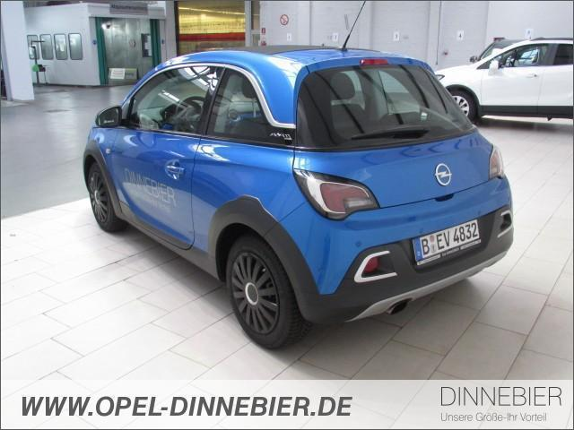 verkauft opel adam 1 0 turbo slam navi gebraucht 2014 km in memmingen. Black Bedroom Furniture Sets. Home Design Ideas