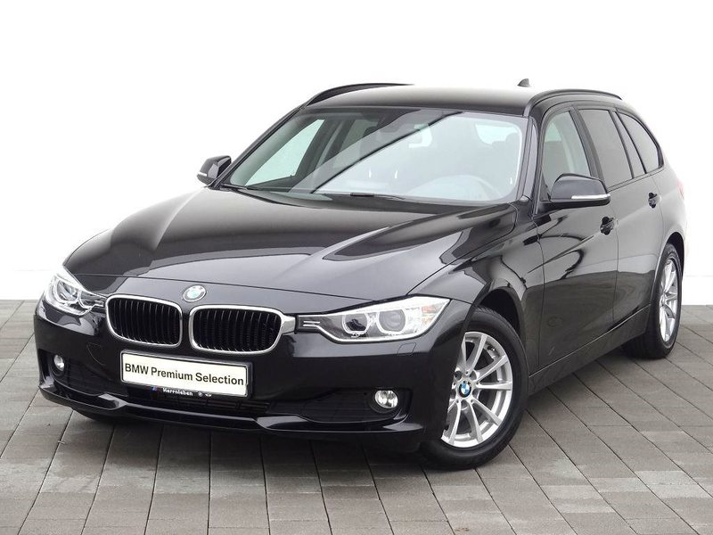 verkauft bmw 320 d touring gebraucht 2012 km in bayreuth. Black Bedroom Furniture Sets. Home Design Ideas