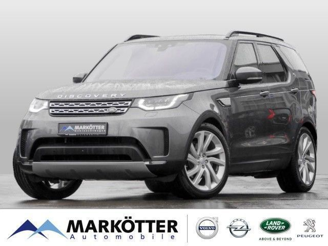 46 gebrauchte land rover discovery 5 land rover. Black Bedroom Furniture Sets. Home Design Ideas