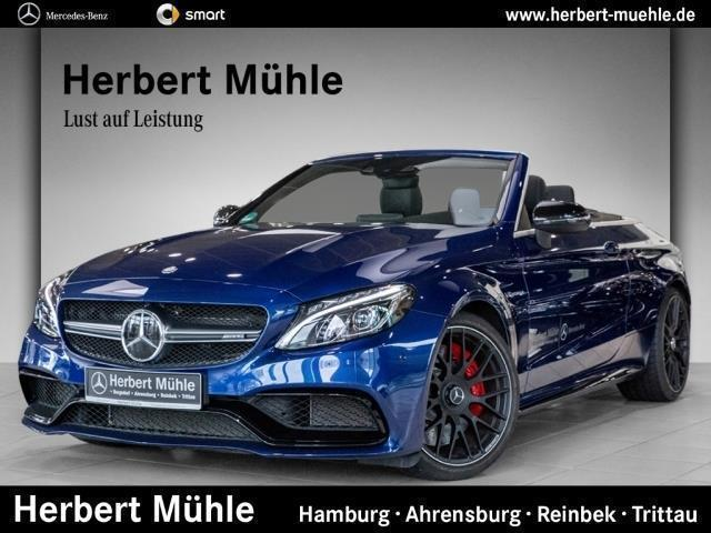 verkauft mercedes c63 amg amg s cabrio gebraucht 2017 9. Black Bedroom Furniture Sets. Home Design Ideas