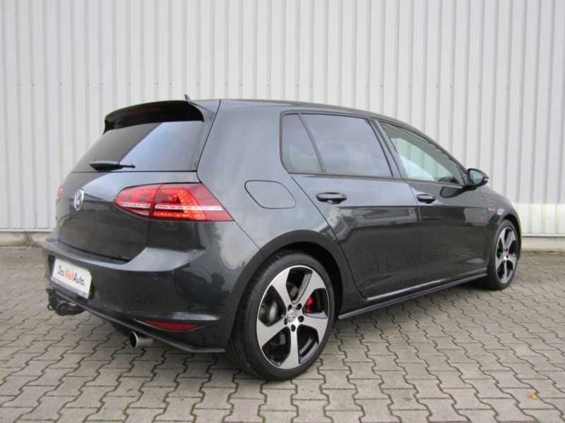 verkauft vw golf vii gti performance b gebraucht 2016. Black Bedroom Furniture Sets. Home Design Ideas