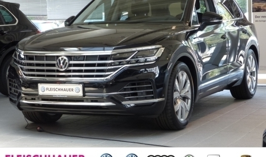Verkauft Vw Touareg 30 V6 Tdi 4motion Gebraucht 2018 0 Km In