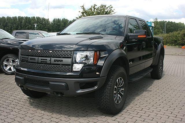 verkauft ford v8 f 150 svt raptor 6 2s gebraucht 2012 8