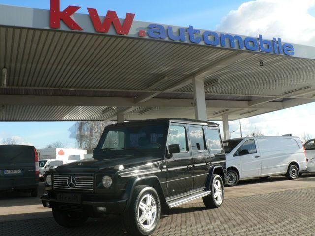 verkauft mercedes g400 g modell statio gebraucht 2001 km in erfurt. Black Bedroom Furniture Sets. Home Design Ideas