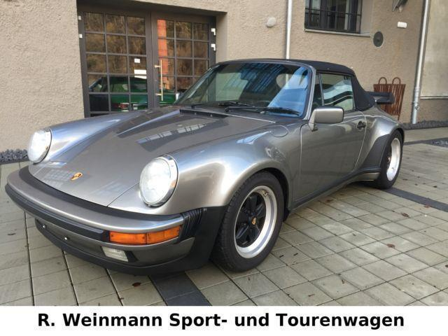 verkauft porsche 911 jubil umsmodell 2 gebraucht 1989. Black Bedroom Furniture Sets. Home Design Ideas