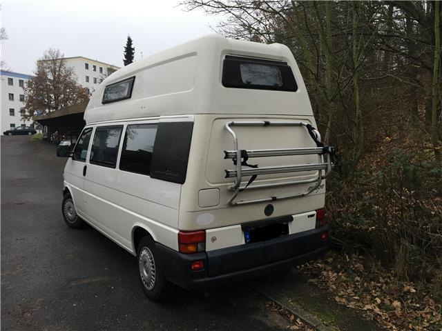 verkauft vw california t4coach standhe gebraucht 1997 km in mannheim. Black Bedroom Furniture Sets. Home Design Ideas