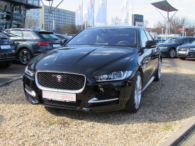 verkauft jaguar xe 25t r sport autom gebraucht 2015. Black Bedroom Furniture Sets. Home Design Ideas