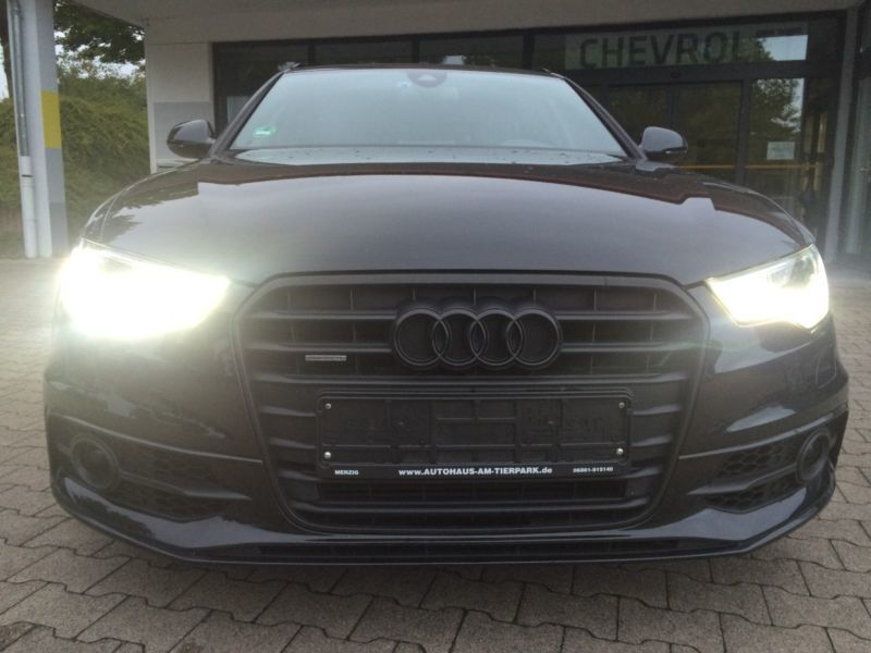 verkauft audi a6 avant 3 0 tdi quattro gebraucht 2012 km in merzig. Black Bedroom Furniture Sets. Home Design Ideas