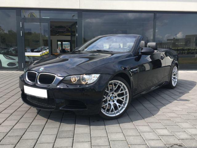Verkauft Bmw M3 Cabriolet Dsg Bastuck Gebraucht 2009 43500 Km