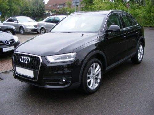 verkauft audi q3 2 0 tdi quattro 2012 gebraucht 2012. Black Bedroom Furniture Sets. Home Design Ideas
