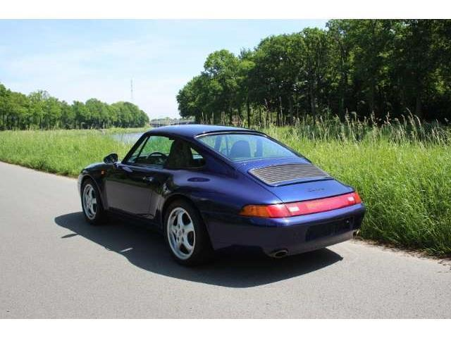 verkauft porsche 911 carrera gebraucht 1994 km in obertshausen. Black Bedroom Furniture Sets. Home Design Ideas