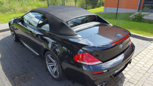 verkauft bmw m6 cabriolet gebraucht 2008 km in d geling. Black Bedroom Furniture Sets. Home Design Ideas