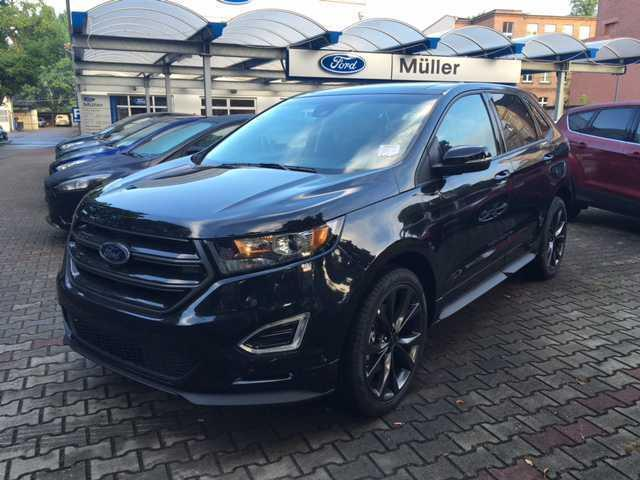 verkauft ford edge modell 2016 vollau gebraucht 2015 350 km in berlin. Black Bedroom Furniture Sets. Home Design Ideas