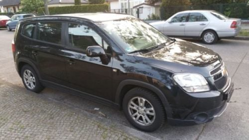 verkauft chevrolet orlando 1 8 lt gebraucht 2011 km in sch neberg. Black Bedroom Furniture Sets. Home Design Ideas