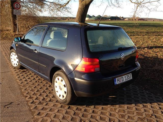 verkauft vw golf iv gebraucht 1998 km in wedemark. Black Bedroom Furniture Sets. Home Design Ideas