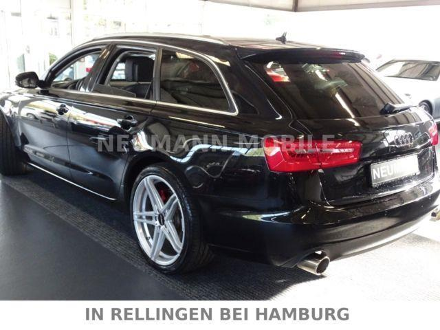 verkauft audi a6 avant 3 0 tfsi quattr gebraucht 2012 km in freiberg. Black Bedroom Furniture Sets. Home Design Ideas