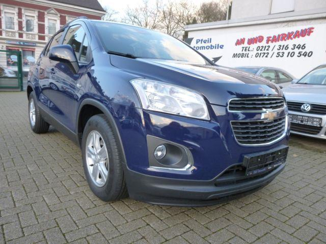 verkauft chevrolet trax 1 4t ls 1 han gebraucht 2014 km in solingen. Black Bedroom Furniture Sets. Home Design Ideas