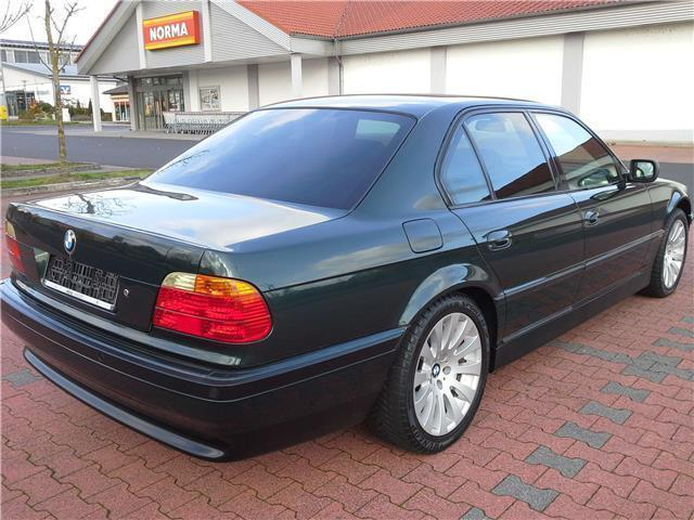 verkauft bmw 730 d facelift gebraucht 2000 km in kassel. Black Bedroom Furniture Sets. Home Design Ideas