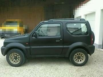 verkauft suzuki jimny allrad gebraucht 2002 km in. Black Bedroom Furniture Sets. Home Design Ideas