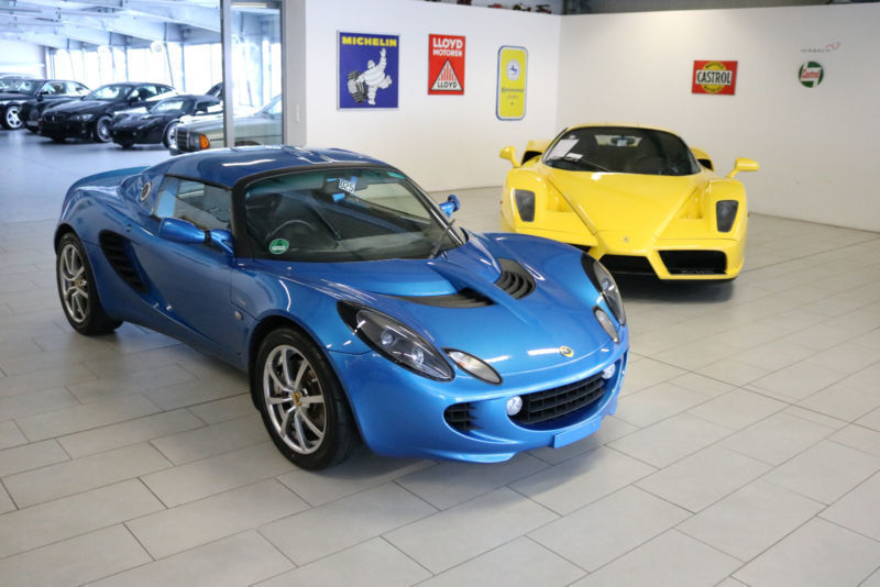 elise gebrauchte lotus elise kaufen 41 g nstige autos zum verkauf. Black Bedroom Furniture Sets. Home Design Ideas