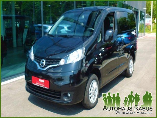 ▷ nissan evalia 1.5 diesel 110 ps (2015) | memmingen | autouncle