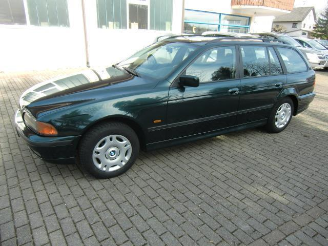 verkauft bmw 520 5er touring gebraucht 1997 km in garbsen. Black Bedroom Furniture Sets. Home Design Ideas