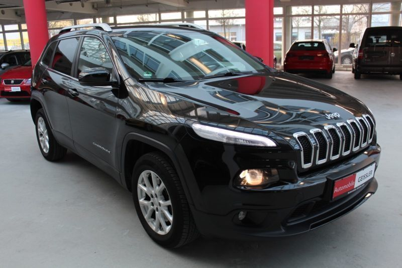 verkauft jeep cherokee longitude 2 0 m gebraucht 2015 km in leipzig. Black Bedroom Furniture Sets. Home Design Ideas