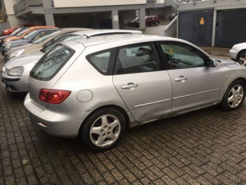 verkauft mazda 3 1 6 sport comfort gebraucht 2005 km in bochum. Black Bedroom Furniture Sets. Home Design Ideas