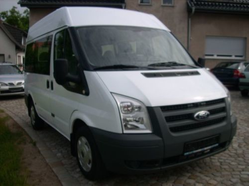verkauft ford transit tourneo ft 280 k gebraucht 2011. Black Bedroom Furniture Sets. Home Design Ideas
