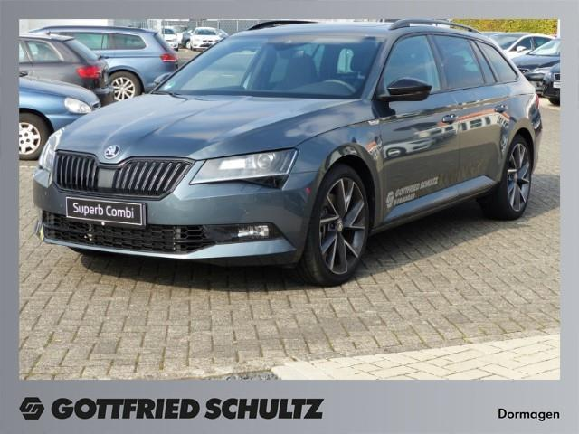 verkauft skoda superb combi 2 0 tdi ds gebraucht 2016 4. Black Bedroom Furniture Sets. Home Design Ideas