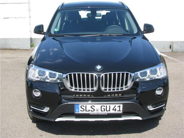 verkauft bmw x3 xdrive20d aut xline a gebraucht 2016 km in saarlouis. Black Bedroom Furniture Sets. Home Design Ideas