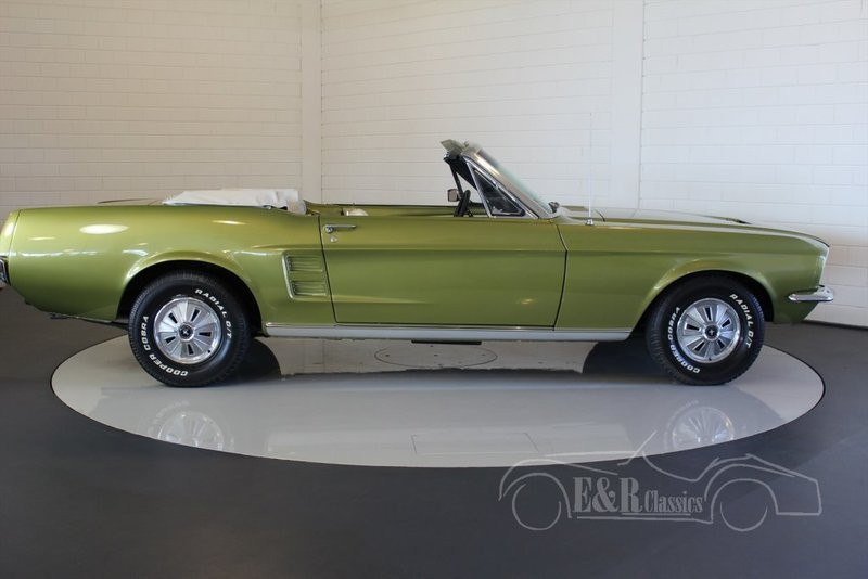 verkauft ford mustang gebraucht 1967 km in na. Black Bedroom Furniture Sets. Home Design Ideas