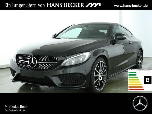 gebraucht Mercedes C180 C-KlasseCp. AMG Line LED Night Paket NP 49.000,-