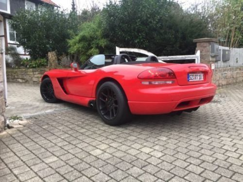 verkauft dodge viper srt 10 belanger a gebraucht 2005 km in wolfsburg. Black Bedroom Furniture Sets. Home Design Ideas
